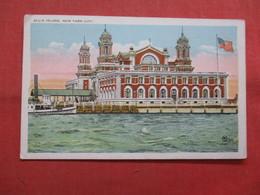 Ellis Island  - New York > New York City      Ref    3562 - Manhattan
