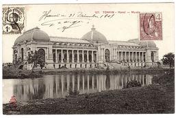 VIET NAM - TONKIN - HANOI - Musée - Ed. P. Dieulefils, Hanoi - Vietnam