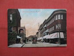 Trolley On James Street    Middletown   - New York   Ref    3563 - NY - New York