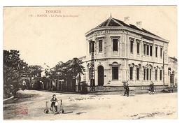 VIET NAM - TONKIN - HANOI - La Poste Jean-Dupuis - Ed. M. Passignat, Hanoi - Vietnam