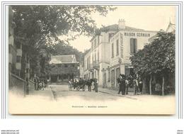 ROBINSON Manège Germain édit. Bréger - Le Plessis Robinson