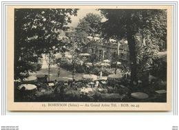 ROBINSON Au Grand Arbre Edit. Baslé N°23 - Le Plessis Robinson