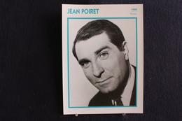 Sp-Acteur,réalisateur,metteur En Scène Et Scénariste Français,1960-Jean Poiret,Né En 1926 Paris,mort En 1992 à Suresnes. - Acteurs