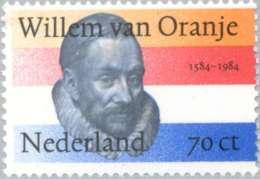 1984 Willem Van Oranje NVPH 1312 Postfris/MNH/** - Ongebruikt
