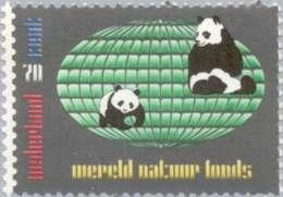 1984 Wereldnatuurfonds, WWF, Panda,  NVPH 1314 Postfris/MNH/** - 1980-... (Beatrix)