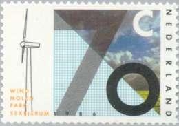 1986 Windmolens Sexbierum, Windmills NVPH 1347 Postfris/MNH/** - Ongebruikt