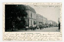 D174 - Deventer - Sint Jurriënstraat - Volk - 1904 - Deventer