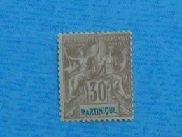 MARTINIQUE -Timbre Neuf Xx N° 39 - Martinique (1886-1947)