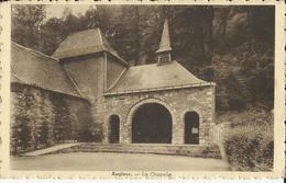 Angleur -- La  Chapelle.    (2 Scans) - Liege
