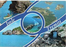 ISOLE TREMITI (Foggia) - Vedute - Italia
