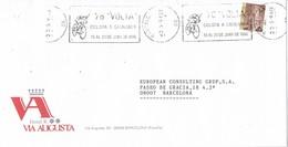 33672. Carta BARCELONA 1996. 78 Volta Ciclista Catalunya. CICLISMO Rodillo - 1931-Hoy: 2ª República - ... Juan Carlos I