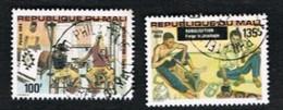 MALI - SG 1039.1041 - 1984 PROGRESS IN COUNTRYSIDE   -  USED° - Mali (1959-...)