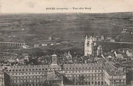 Aveyron : RODEZ : Vue Coté Nord - Rodez