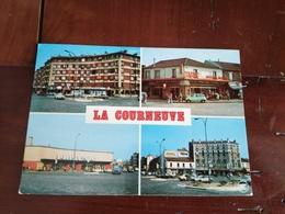 93 - La Courneuve - Multivues - La Courneuve