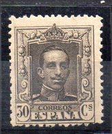 Sello Nº 318  España - 1889-1931 Reino: Alfonso XIII