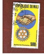 MALI - SG 1130   - 1987  ROTARY  INT.  -  USED° - Mali (1959-...)