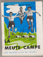 Scoutisme La Meute Campe - Scoutisme