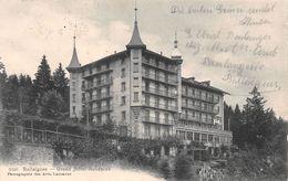 Ballaigues Grand Hôtel Aubépine - VD Vaud