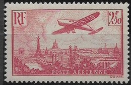 P.A. N°11 Neuf** France 1936 - Poste Aérienne