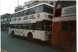 35mm ORIGINAL PHOTO BUS ST.JOHN AMBULANCE BRIGADE - F094 - Postcards