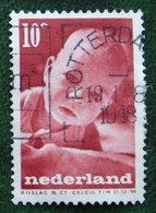 10 Ct Kinderzegel  NVPH 498 (Mi 498) 1947 Gestempeld / USED NEDERLAND / NIEDERLANDE - Periodo 1891 – 1948 (Wilhelmina)