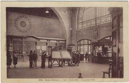22 Saint Brieuc  Gare Ouest-etat Le Grand Hall - Saint-Brieuc