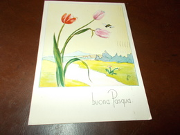 B733   Buona Pasqua Viaggiata - Pasqua