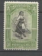 PORUGAL N° 447 NEUF* CHARNIERE TB / MH - 1910-... République