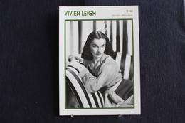 Sp-Actrice,britannique, 1940 - Vivien Leigh, Née En 1913 à Darjeeling (Inde) Et Morte En 1967, à Londres, - Acteurs