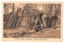A 18585 Hutte De Bûcherons Fagne De Chimay 1927 - Liége Musée De La Vie Walonne - Chimay