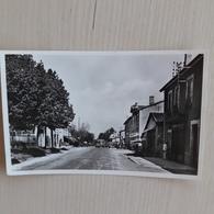 CPA AIN La VALBONNE Route Nationale - Autres Communes