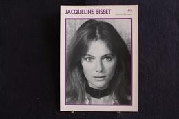 Sp-Actrice,1975 - Jacqueline Bisset, Née Le 13 Septembre 1944 à Weybridge - D'Elmbridge, Est Une Actrice Britannique. - Acteurs