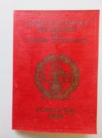 254 - Carte De Membre De La Société D'entraide Des Membres De La Légion D'honneur - Documenten
