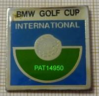 BMW  GOLF CUP  INTERNATIONAL En Version EPOXY - Golf