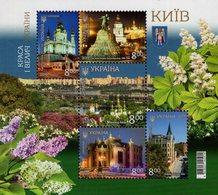 Ukraine - 2019 - Beauty And Greatness Of Ukraine - Kiev - Mint Souvenir Sheet - Oekraïne