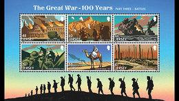 Jersey 2137/42 Feuillet World War I - WW1
