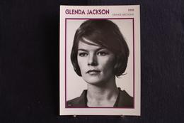 Sp-Actrice,et Femme Politique Anglaise, 1970 - Glenda Jackson Née Le 9 Mai 1936, à Birkenhead - Acteurs