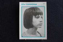 Sp-Actrice, 1965 - Rita Tushingham Est Une Actrice Anglaise, Née Le 14 Mars 1942 à Liverpool. - Acteurs