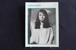 Sp-Actrice, 1965 - Sarah Miles, Née Le 31 Décembre 1941 à Ingatestone (Essex), Est Une Actrice Anglaise. - Acteurs