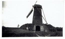 WORTEL - Merksplas - Kleine Foto 10,5 X 6,5 Cm - Stenen Molen L. Schellekens  - Krantenknipsel Van De Molen - Merksplas