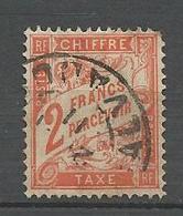 TAXE N° 41 OBL - Impuestos