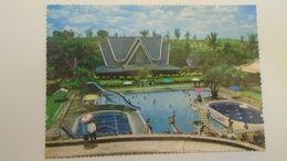 D166652 Philippines - Balara Park- Diliman -Quezon City  -  Manila Ca 1960-70's - Filippine