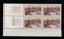 Coin Daté - YV 1126 N** Elysée Coin Daté Du 26.9.58 - Ecken (Datum)