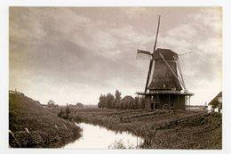 D191 - Hoorn Molen Van Balk Oorspronkelijk Uit Assendelft - 1903 Gesloopt - Molen - Moulin - Mill - Mühle - Hoorn