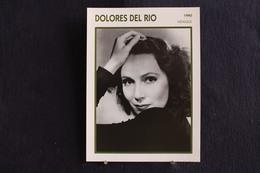 Sp-Actrice,mexicaine,1940 - Dolores Del Río  Née En 1905 à Durango (Mexique),morte En 1983 à Newport Beach (Californie) - Acteurs