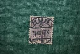 Suisse 1917 Y&t 154 Oblitéré - Oblitérés