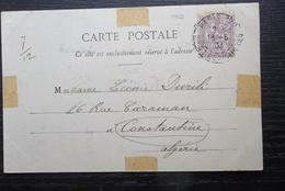France: 1903 PPC To Algerie (#FS2) - Francia