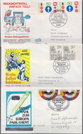 Germany 3 Used FDCs From 1979 - [7] Federal Republic