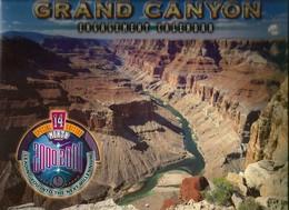 Calendrier Millenium 2000-2001 - Grand Canyon, Etats Unis, Colorado, Toroweap Point ...etc - 14 Photos - Calendriers