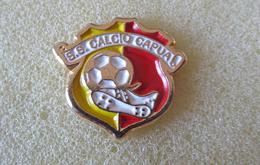 S. S. Calcio Capua Caserta Insignes De Football Badges Insignias De FÚtbol Fußball-Abzeichen Ufficiale - Calcio